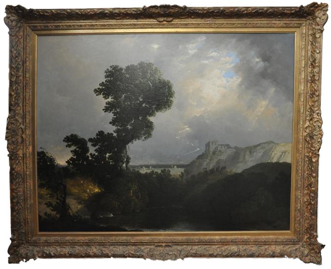 Charles Daggett Gallery Notting Hill Gate London Antique Frames